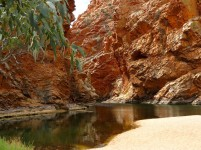 Inarlunga gorge
